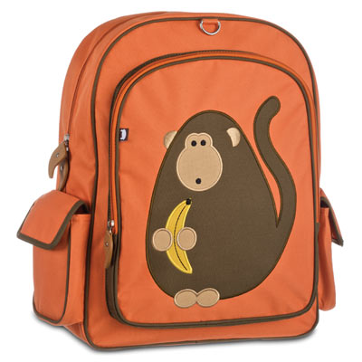 Dante Beatrix Monkey Backpack