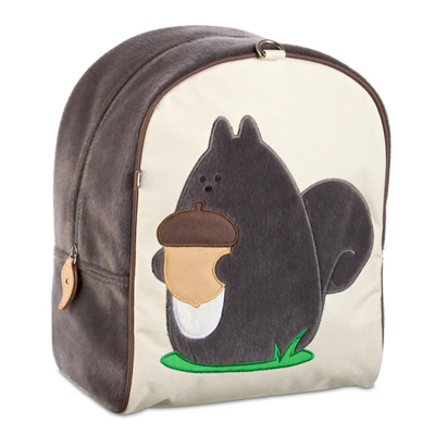Dante Beatrix Squirrel Fuzzy Backpack