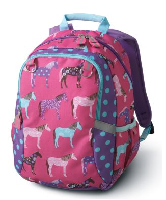 ... to School Shopping: Backpack Roundup » Garnet Hill horses backpack