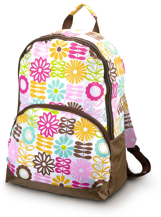 Room It Up Fun Flower Backpack
