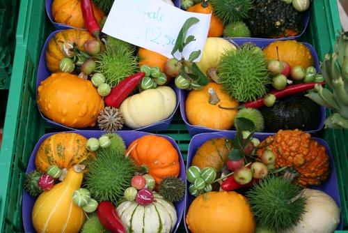 Assorted Vegetables Zurich