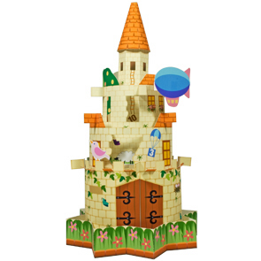 Merry Go Round Picture Castle