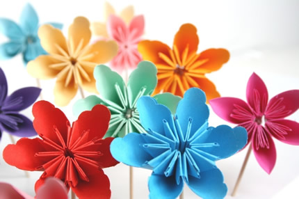 Paper flower tutorial by dozi design images flower decoration ideas paper flowers tutorial dozi design grabimage how to make paper flowers mightylinksfo mightylinksfo