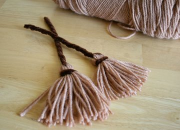 Mini Witch Brooms