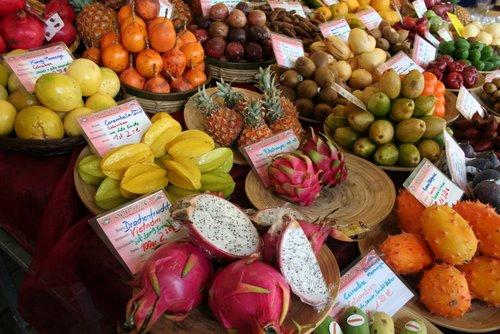 Tropical Fruits in Munich