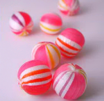 Beach Ball candies