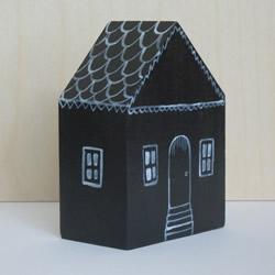 Little Black House by Nora Aoyagi