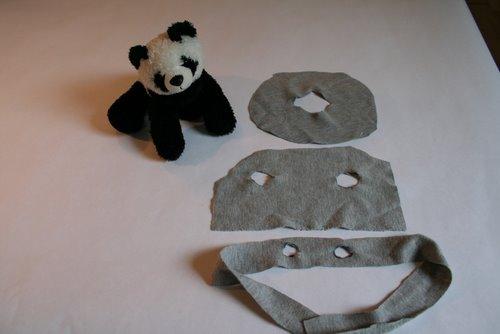 Panda's Clothes