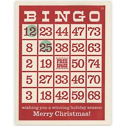 Bingo by A Favorite