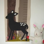 Deer in the Woods Growth Chart by AnnaJoyce