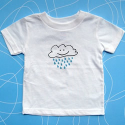 Happy Cloud tshirt by jenskelley