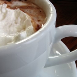 Homemade Teton Original Hot Chocolate by TetonCocoaCompany