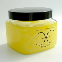 Honey Sugar Scrub by OneHoney