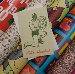 La Luchador by La Familia Green