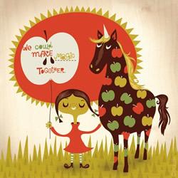 Mary Had a Little Unicorn by Helen Dardik