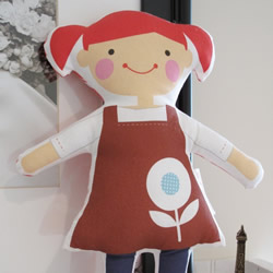 Mimi Doll by Sophie and Lili