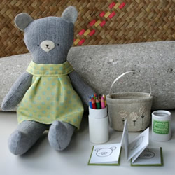 Nahla Bear by All Things Small