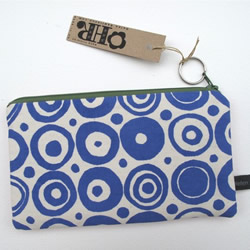 purse pouch pencil case by Helen Rawlinson