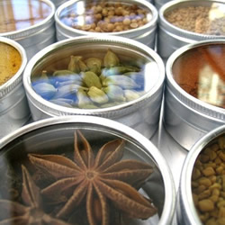 Small Custom Spice Kit by Purpose Design