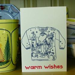 Sweater Wishes by La Familia Green