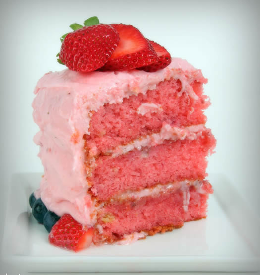 Birthday Cake Strawberry Images Dmost for