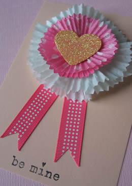 Cupcake Liner Card 2 by Urban Comfort