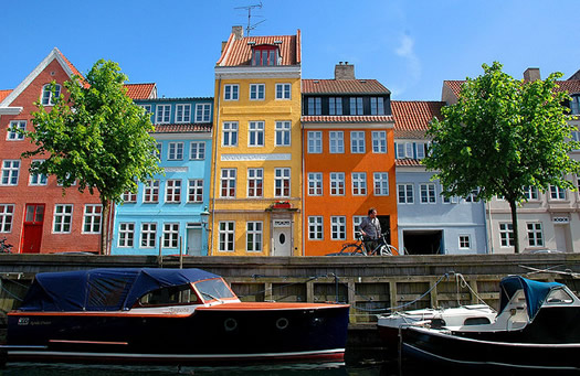 Copenhagen by Carlos Goulao