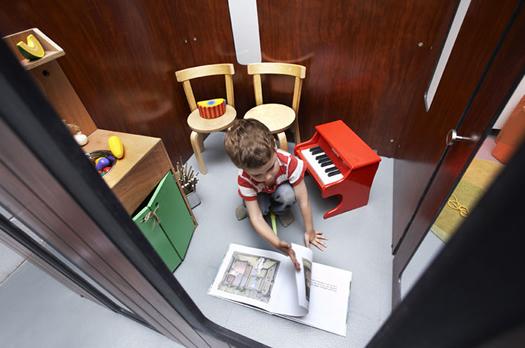 Hobikken playhouse by SmartPlayhouses