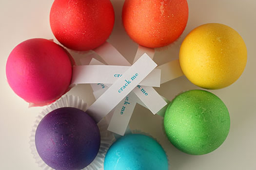 Easter Egg Surprise craft by Not Martha