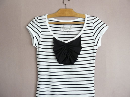 Matelot Stripes shirt by La Marquise des Anges