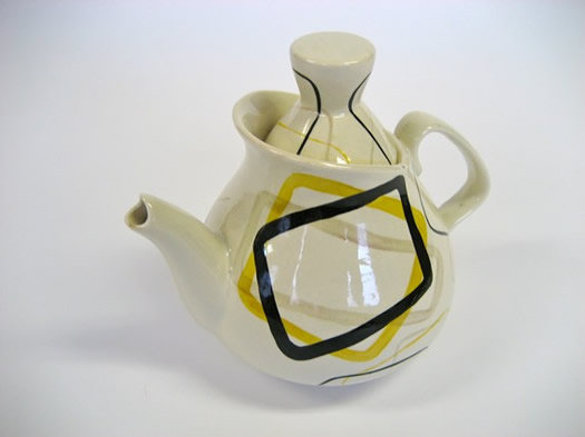 Redwing Teapot from I Live Modern