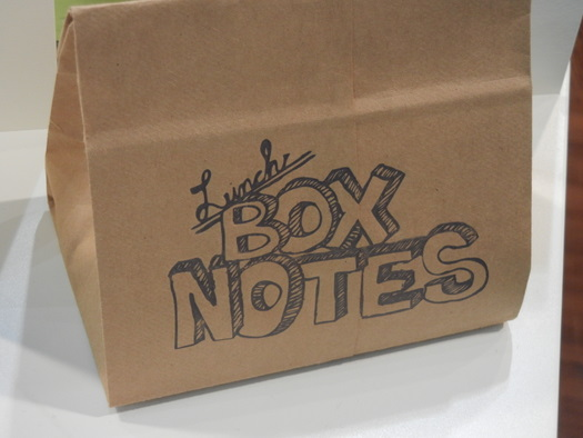 Lunchbox Notes by Flywheel Press