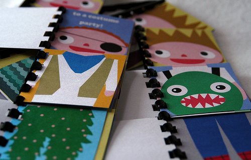 Flipbook invitation 3 by My Paper Crane