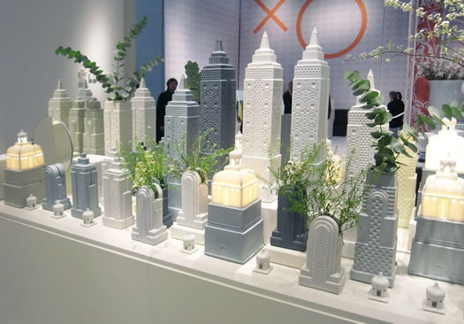Lladro Atelier Metropolis at Maison and Objet