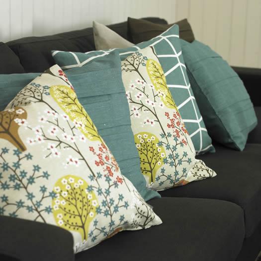 Spira pillows