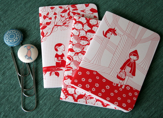 bookmarks by namoo notebooks by tidiworld