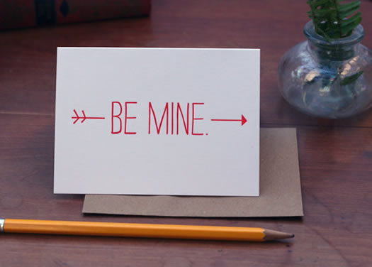 Be Mine by Tabletop Made
