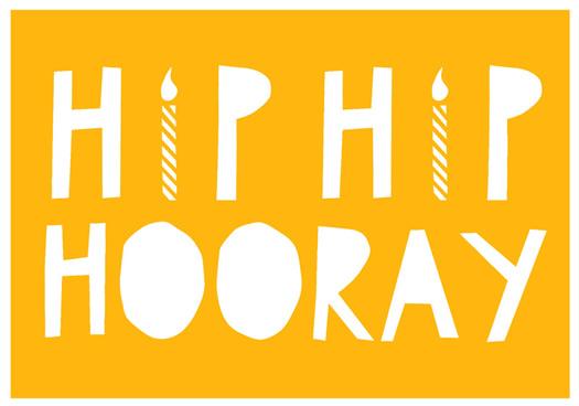 Hip Hip Hooray by YOKE