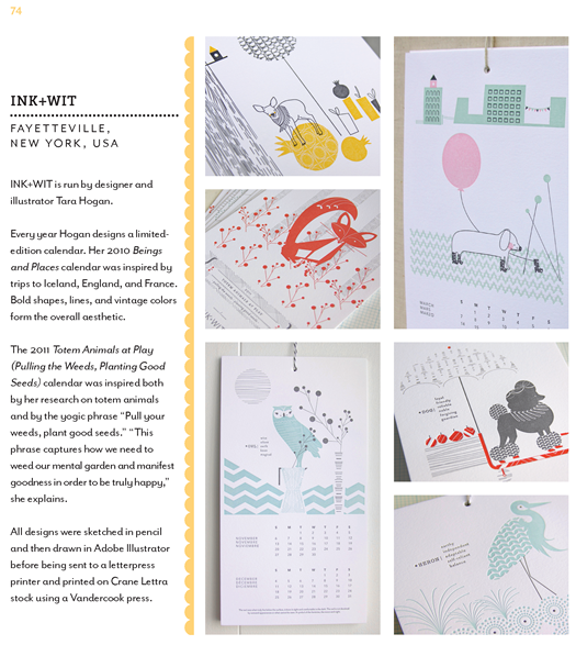 Ink and Wit for I Love Stationery