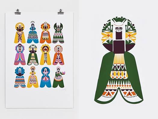 Spirits of the North by Sanna Annukka