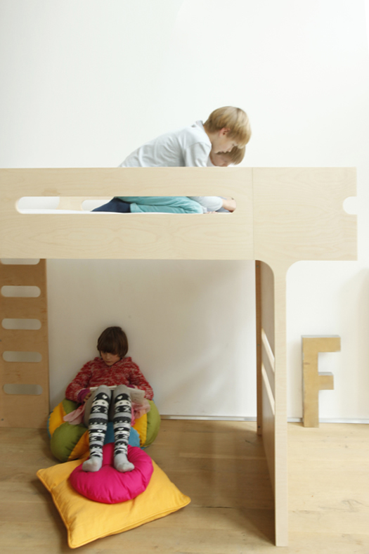 bunk bed huggers diy