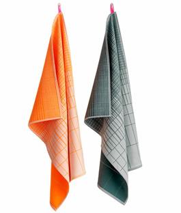Scholten & Bajings tea towels forest