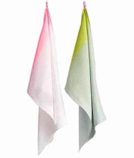 Scholten & Bajings tea towels gradient