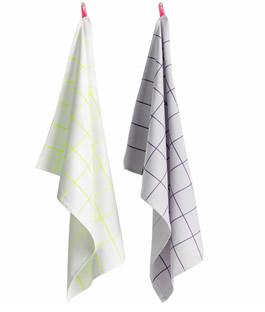 Scholten & Bajings tea towels kitchen tile