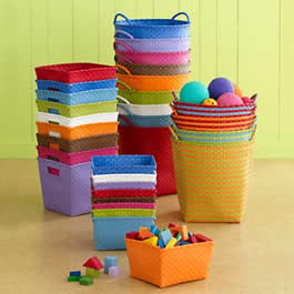 Strapping storage collection via Land of Nod