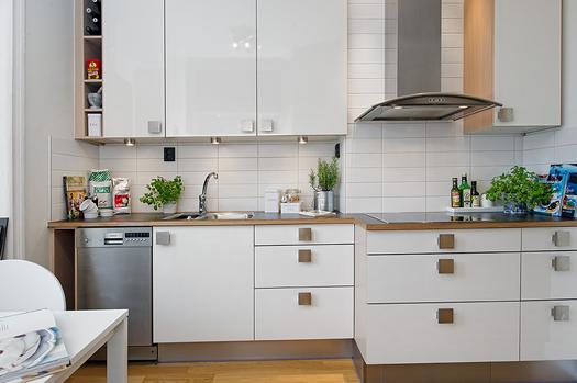 Swedish kitchen via Alvhem