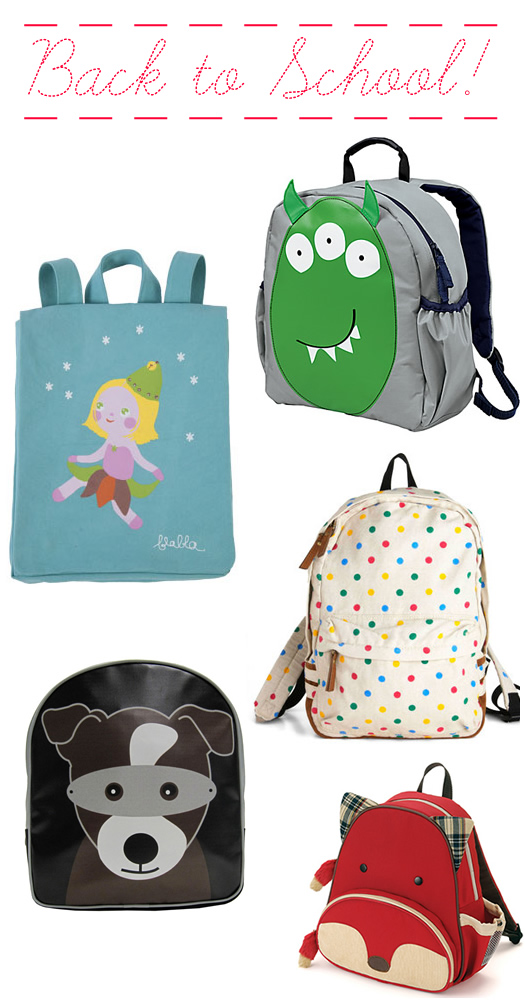 Cute Backpacks for Kids by Charlotte's Fancy