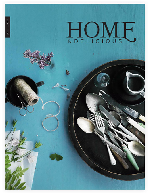 Home & Delicious cover