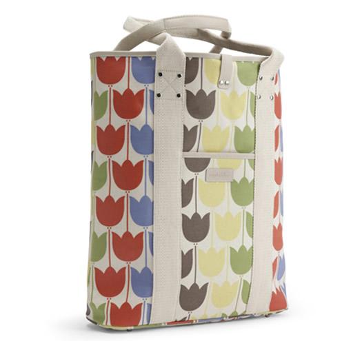 Tulips weekender bag by Apple and Bee