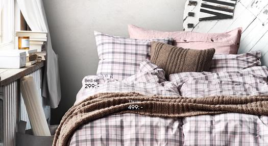 H + M bedding